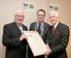 IBAL Prizegiving 2005