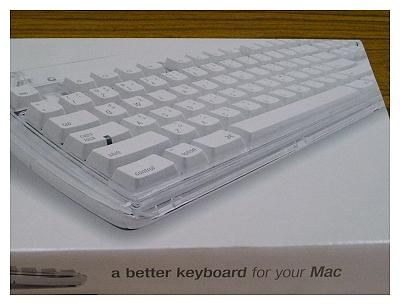 taclick_開封前盒面鍵盤照