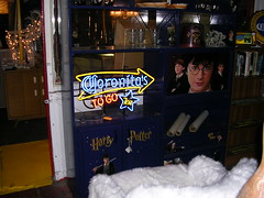 Harry Potter Entertainment Center