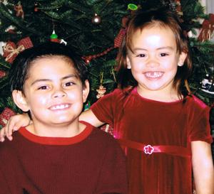 Nicky & Briana December 2005