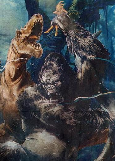 king, rex & naomi Threesome