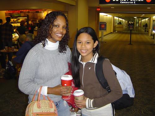 Mom and Mianna