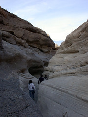 Mosaic Canyon@Death Valley