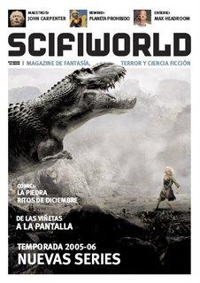 ScifiWorld Magazine