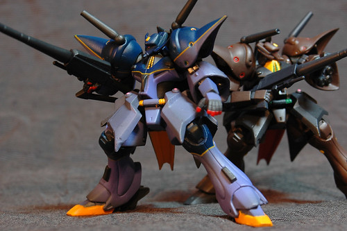 Gundam UltimateOperation Plus Vol.02 RX-110 Gabthley