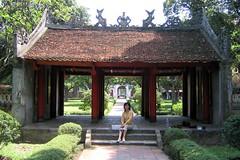 Dai Trung Gate
