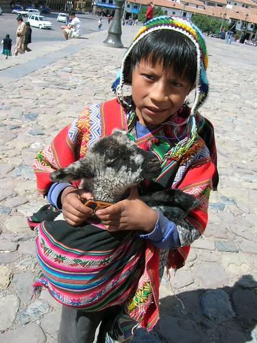cusco kid
