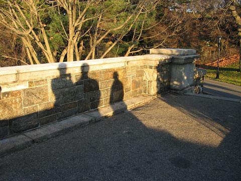 Sombras Central Park