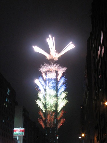 2006 Taipei101 Firework