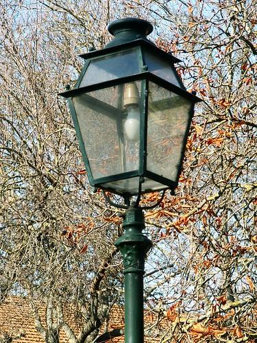 Lisbon - Streetlamp