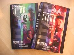 Star Trek Books: Most promising series for 2006
