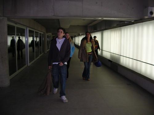 toronto's underground passage