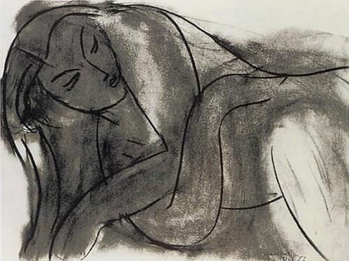 Henri-Matisse-Naked