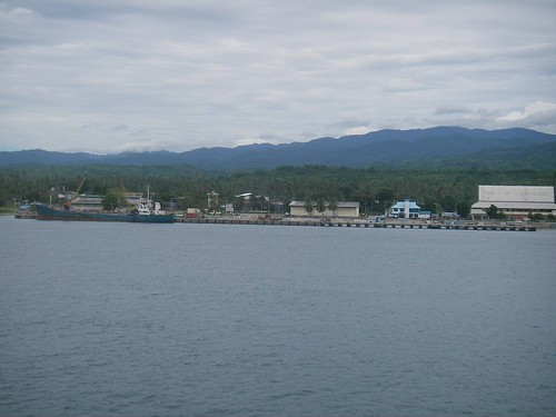 Pantoloan Harbour, Sulawesi