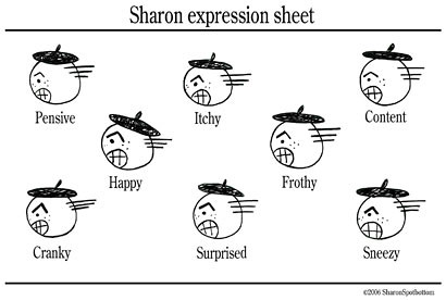 Sharon's-expression-sheet