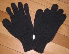 dad's glove