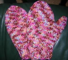 mom's mittens