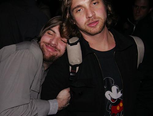 Ari and Josh