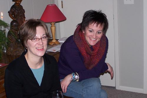 Kathy & Keri, Winter Solstice