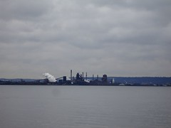 Burlington Bay Steel Mills