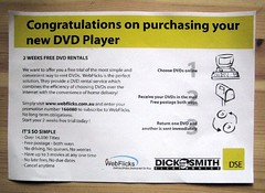 Webflicks voucher