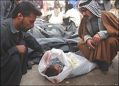 BBc-ap-dead child ID in Karbala