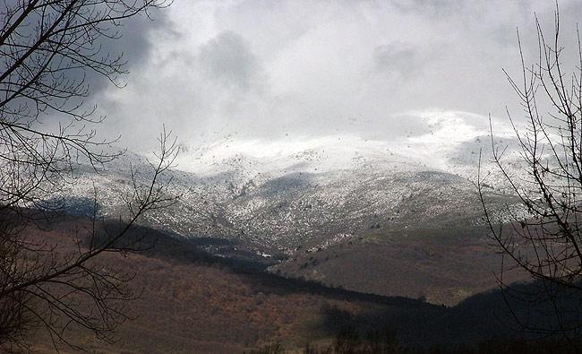 Luz invernal