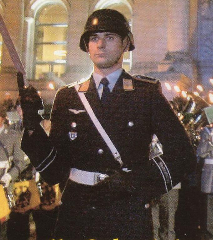Bundeswehr Paradeuniform