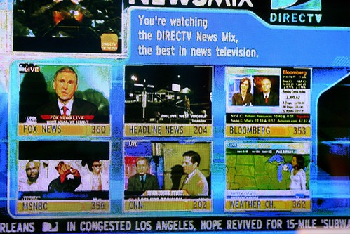 DirecTV News Mix