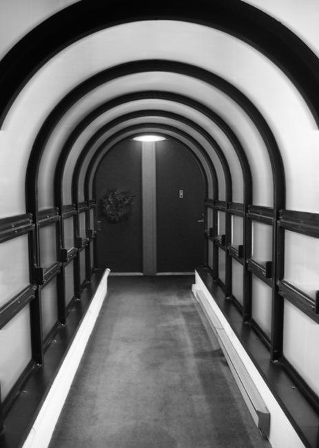 Hallway to Hara's