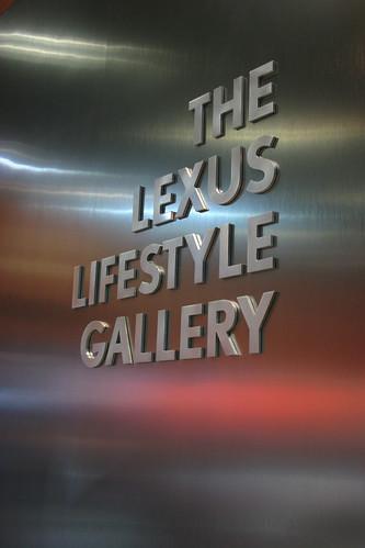 Lexus Lifestyle Gallery