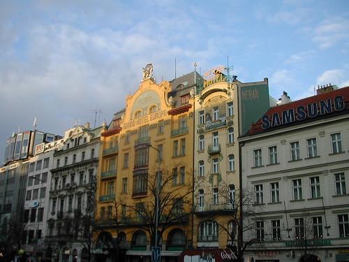 Prague Row