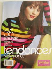 Phildar Tendances Automne 2004