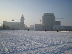 Snow coverage
