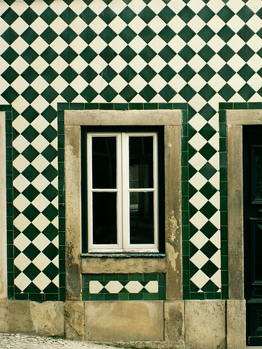 Lisboa - Rua da Alegria