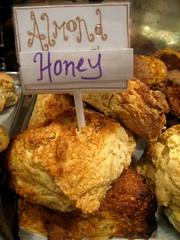 almond honey