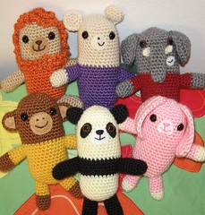 Amigurumi Animals Pattern