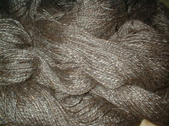 alpaca/silk yarn