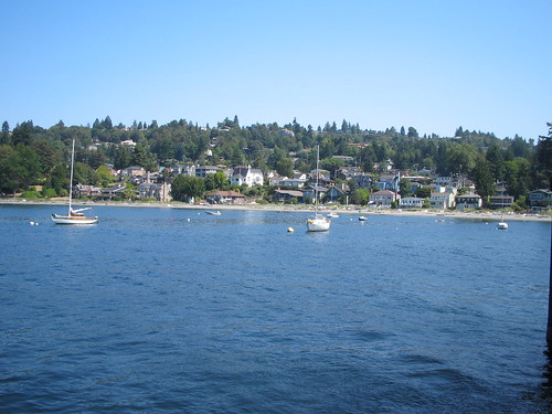 Visit to Vashon
