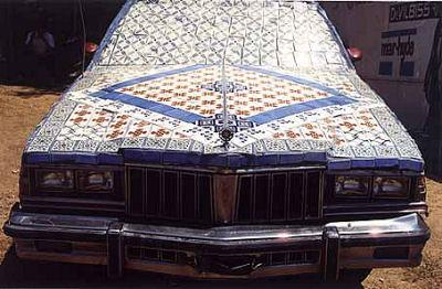 Pencil Roving Betsabe 233 Romero S Tile Cars