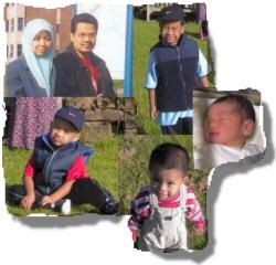 Maznan's Family