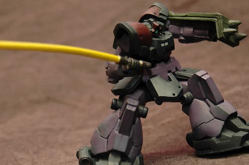 Gundam UltimateOperation DomTrop.