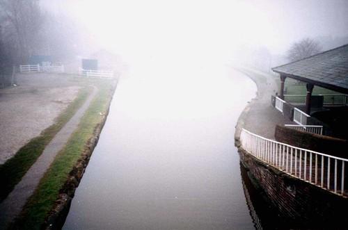 Canal Basin: Fog