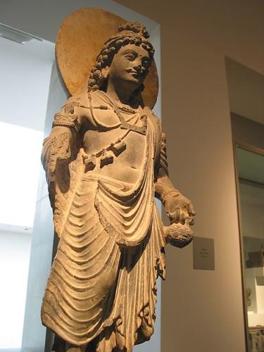 Bodhisattva, Standing Maitreya