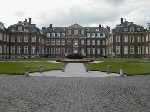 Schloss Nordkirchen front shot 2