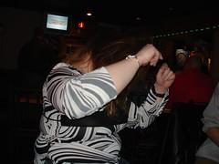35 Drunk dancing Beth