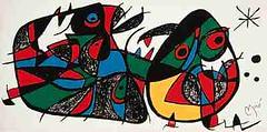 Escultor, Italy - Juan Miró