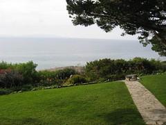 Wayfarer's ocean view