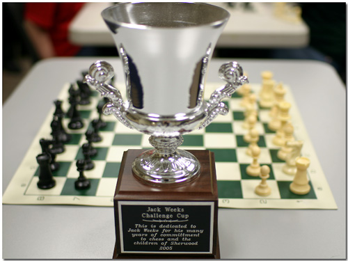 Jack Weeks Trophy
