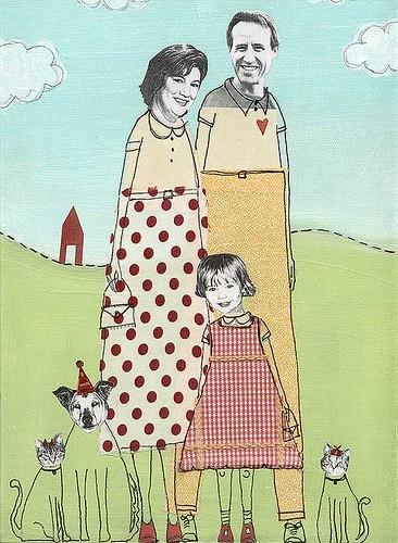poppet family
